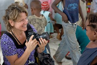 Susan-Warner-in-Haiti-2010