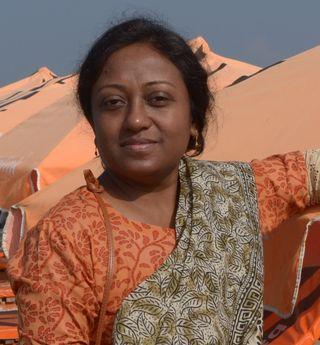 Tahmina Haider, Sponsorship Manager