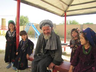 AfCO Sponsorship Blog Post 3 - Parent of a Child - Khal Mohammad in School 2