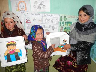 AfCO Sponsorship Blog Post 1 - March 2014 - Shukria in Action 2