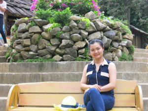 Author Portrait_Phan Thi Kim An, Field Project Assistant