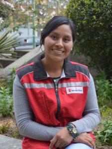 Author Portait_Noemi Maidana, Sponsorship Assistant