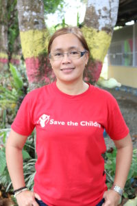 Author Portrait_Florenda Albano, Program Officer & Sponsorship Partner