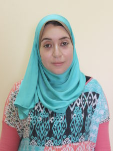 Author Portrait_Samar Abdel Fattah, Health Worker