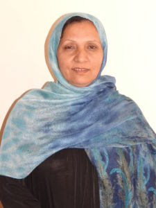 Author Portrait_Anisa Naimi, School Health and Nutrition Officer