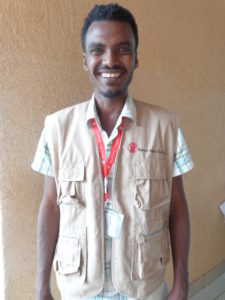 Author Portrait_Rida Abasambi Abagojam, Education Program Coordinator