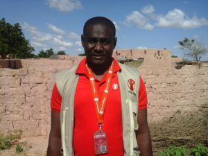 Author Portrait_Sama Mahaman Laouali, Community Development Facilitator