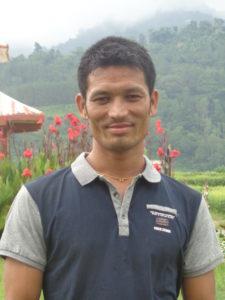 Author Portrait_Tribhuvan Karmacharya, Sponsorship Program Officer