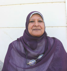 Author Portrait_Amal Abdallah Mohammed, Former Community Health Worker