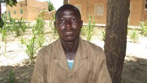 Author Portrait_Boukary Jigo, Community Volunteer