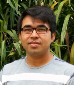 Author Portrait_Fahim Shahriar, Deputy Manager - Sponsorship Communication and Data Quality