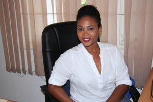 Author Potrait_Yamileh Théodore, Sponsorship Operations Coordinator