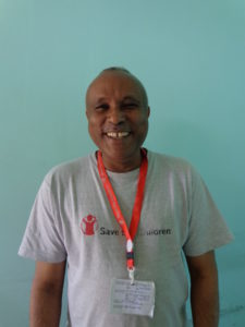 Author Portrait_Temesgen Afeta, Community Mobilization & Communications Coordinator