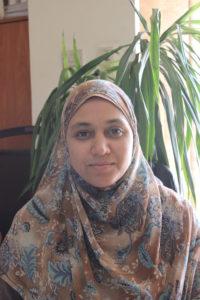 Author Portrait_Walaa Hassan, Adolescents and Livelihoods Program Officer