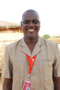 Author Portrait_Boubacar Abdoulkader, Education Supervisor