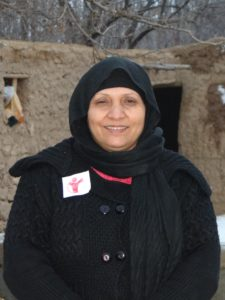 Author Portrait_Anisa Naimi, School Health and Nutrition Officer, Faryab Province