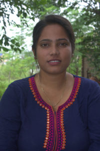 Author Portrait_Rubina Raut, Sponsorship Program Officer