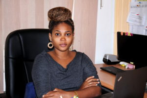 Author Portrait_Yamileh Théodore, Sponsorship Servicing Coordinator