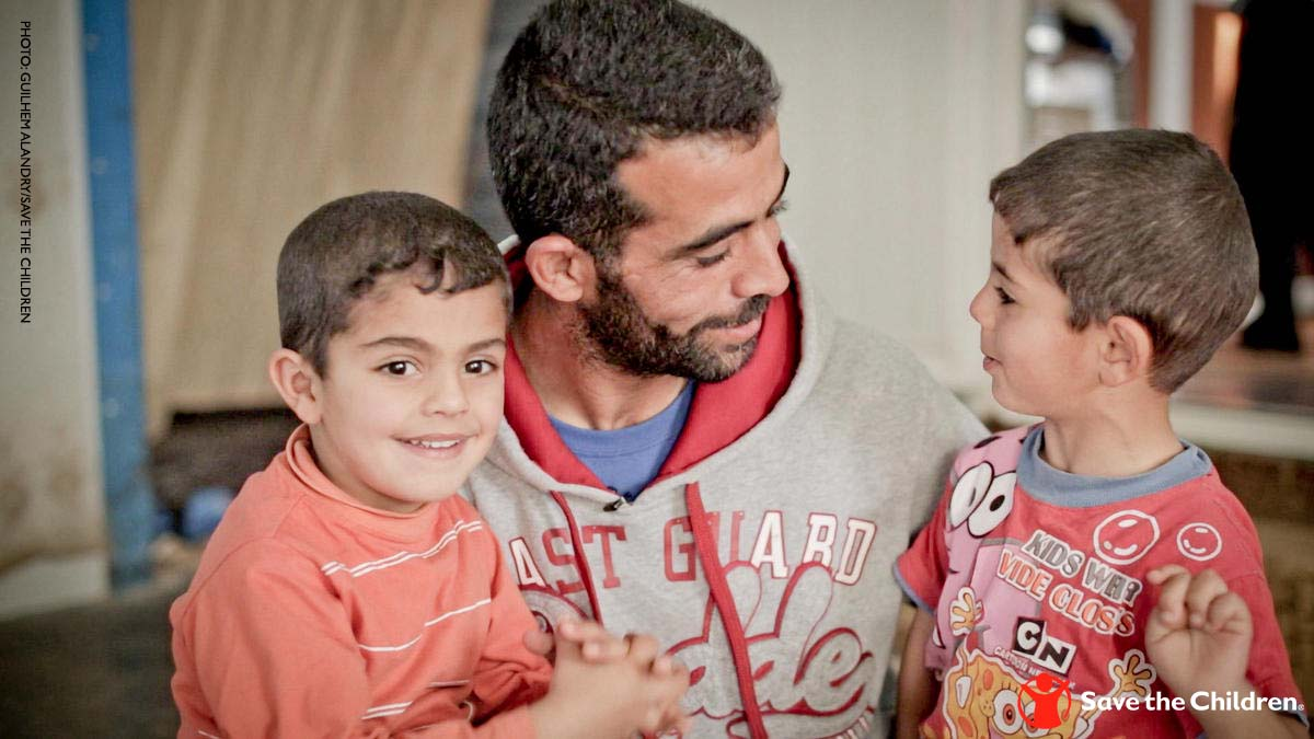 ways to help syrian refugees | save the children | voices from the