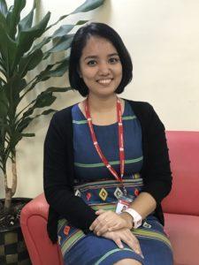 Author Portrait_Su Yadanar Kyaw, Senior Coordinator, Sponsorship Operations