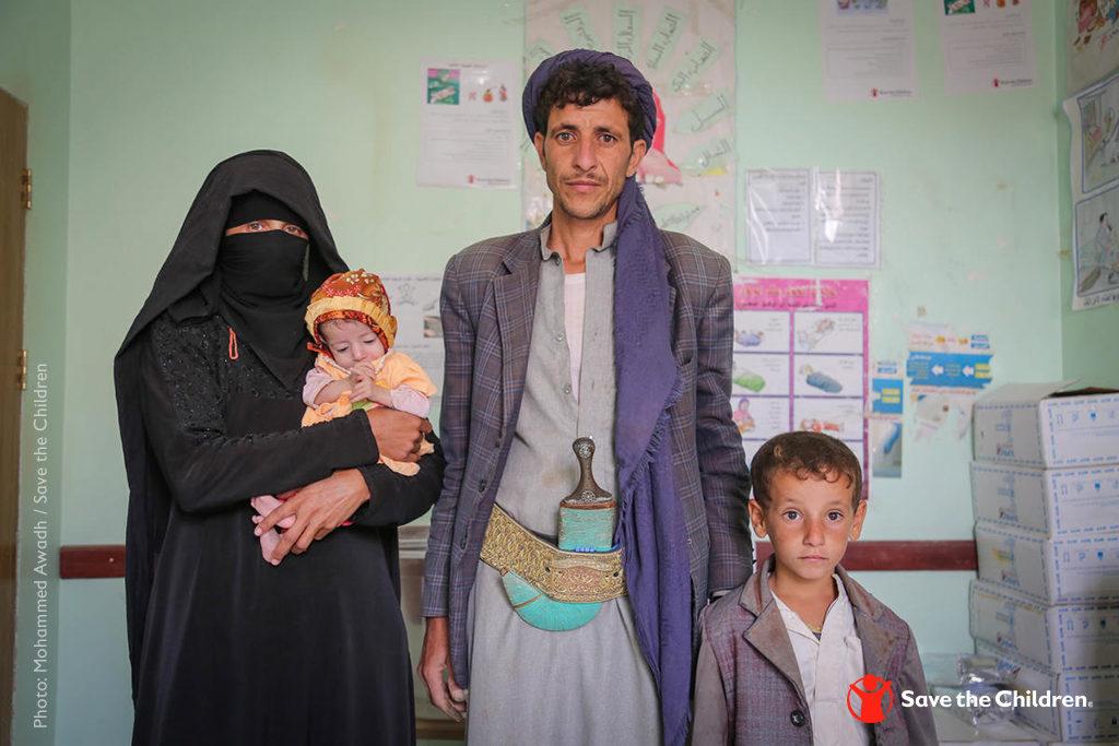 Cholera Epidemic in Yemen Puts Children at Risk