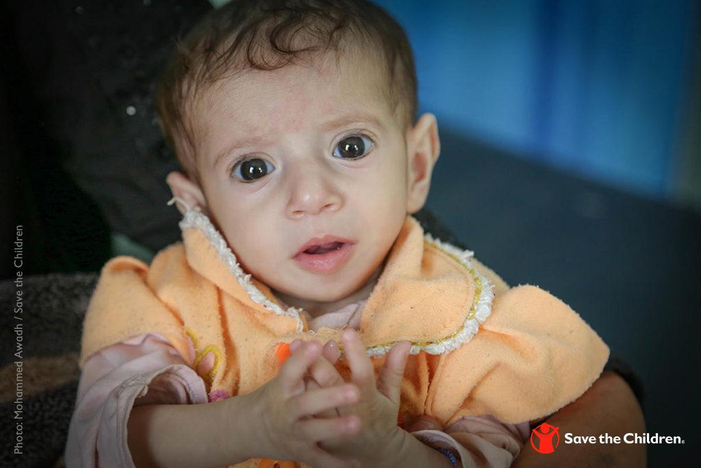 Cholera Epidemic in Yemen Threatens Puts Children at Risk